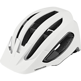 Cannondale Hunter Cykelhjelm, white/black